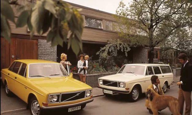 Till minne av vår kära Volvo 140