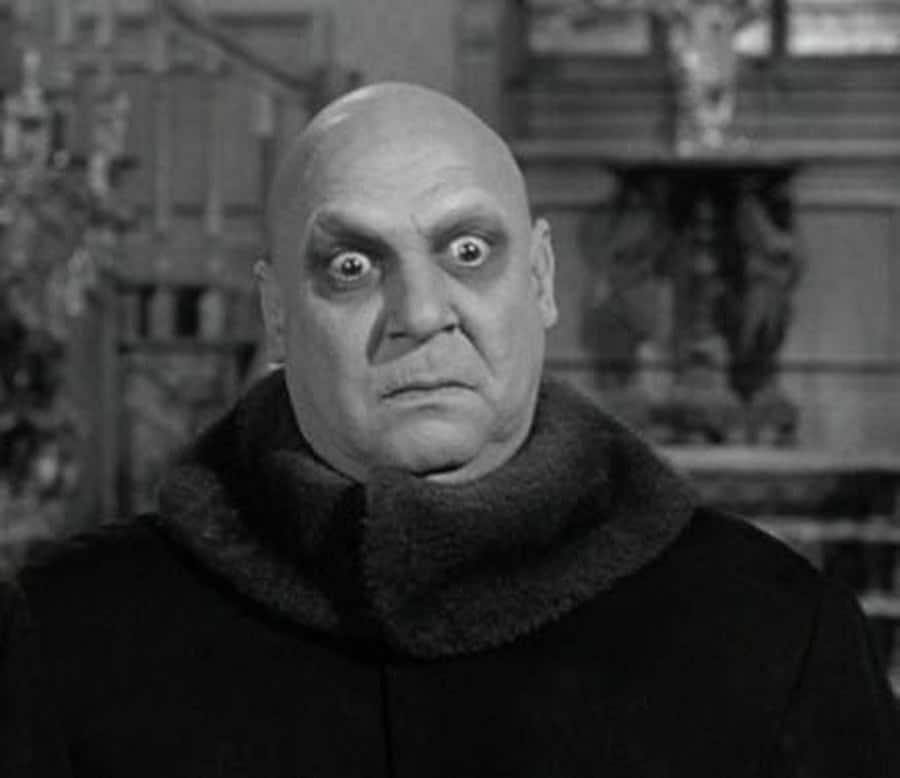 Uncle Fester Addams